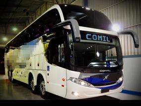 Comil Campione 4.05 Hd Ano 2015 Volvo B450 Jm Cod 264