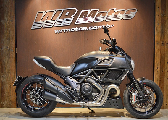 Ducati Diavel 1198 Dark
