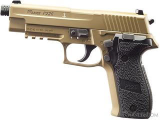 Sig Sauer P226 Co2 Calibre 4.5mm Con Blowback Color Arena