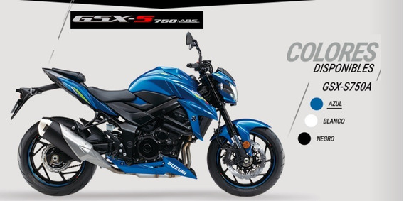Suzuki Gsx S 750 Financiación