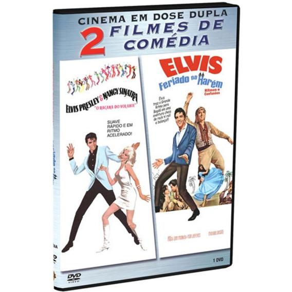 Dvd Elvis Presley E Nancy Sinatra Elvis Feriado No Harém