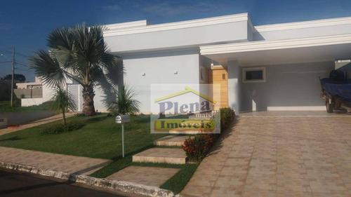 Casa Com 3 Dormitórios À Venda, 241 M² Por R$ 900.000 - Jardim Green Park Residence - Hortolândia/sp - Ca3942