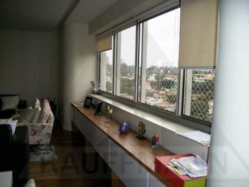Apartamento Para Locação Em São Paulo, Higienópolis, 4 Dormitórios, 1 Suíte, 2 Banheiros, 2 Vagas - 2000/189_1-724370