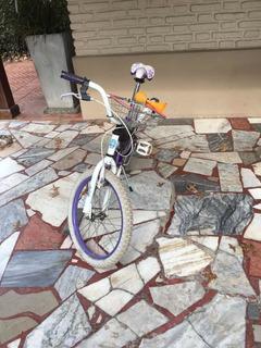 Bicicleta Rodado 14 Nena Niña Infantil