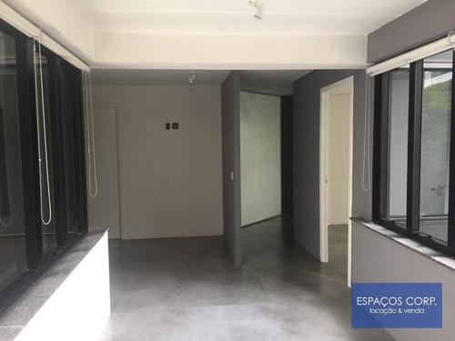 Imagem 1 de 24 de Conjunto Comercial Para Alugar, 245m² - Brooklin - São Paulo/sp - Cj2399