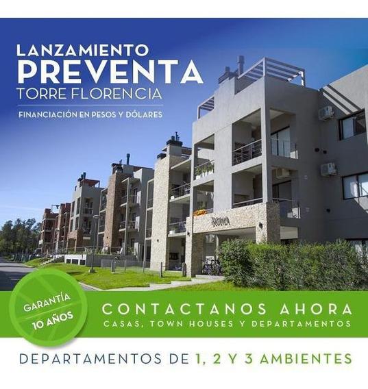 Departamento En Venta 3 Ambientes Con Jardín Y Cochera En Barrio Cerrado Moreno