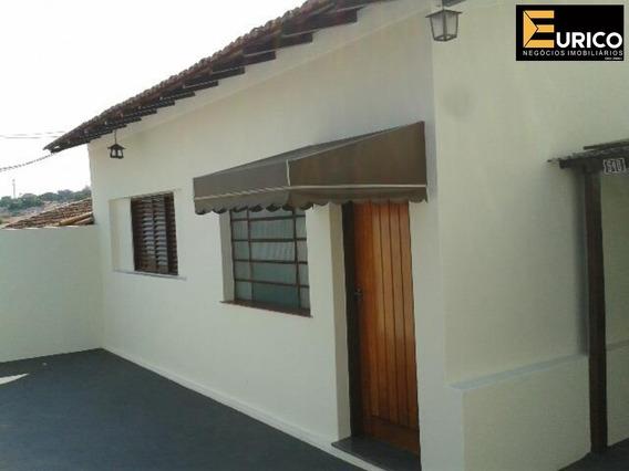 Casa Térrea À Venda No Centro De Vinhedo - Sp. - Ca01834 - 34381036
