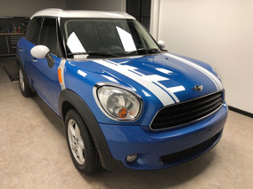 Mini Cooper Countryman 1.6 Impecable Permuto Financio