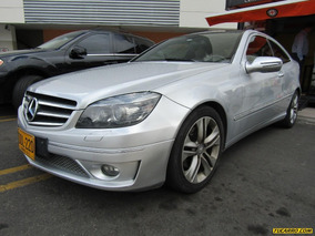 Mercedes Benz Clase Cl C 200 Kompressor Sport Coupe