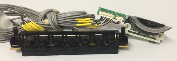 Tecla Power E Teclado Tv Lg 50pg20r Eax42144103