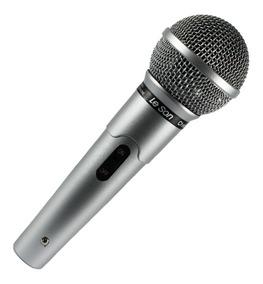 Microfone Le Son Mc-200 Dinamico Cardióide Profissional