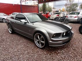 Ford Mustang 4.6 Gt Equipado Std Piel Mt 2006