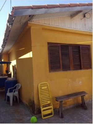 Casa Lado Praia, 02 Dormitórios Em Agenor De Campos (991)