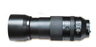 Lente Sony: Fe 70-300mm F4.5-5.6 G Oss, E-mount (paparazzi)