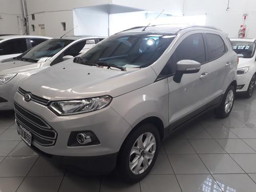 Ford Ecosport 1.6 Titanium 2014, Concesionario Oficial