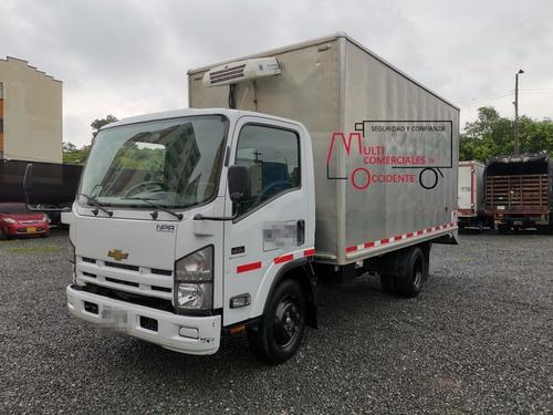 Chevrolet  Npr, Mod 2017, Furgon Aislado Y Termo, 4.3 Ton