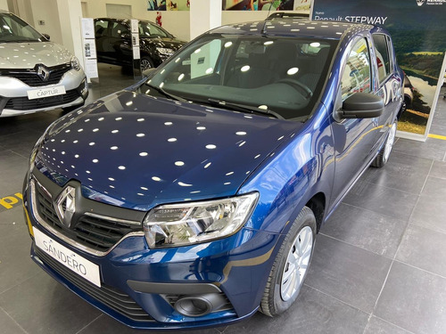 Renault Sandero 1.6 16v Life (lc)