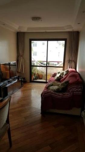 Imagem 1 de 21 de Apto Na Mooca Com 3 Dorms Sendo 1 Suíte, 2 Vagas, 94m², Lazer - Ap13271
