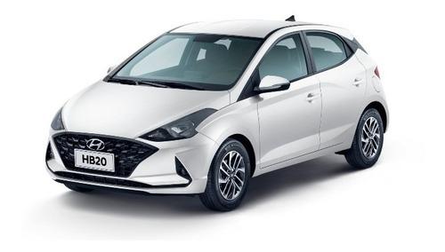 Imagem 1 de 9 de Hyundai Hb20 2021 1.0 Platinum Tgdi Flex Aut. 5p