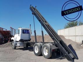 Vendido! Camión Recolector De Chatarra Roll-off Precio Neto