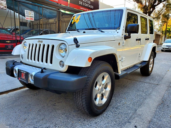 Jeep Unlimited Sahara, Factura Agencia, Un Dueño, Servicios