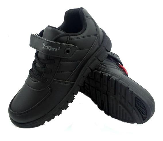 Zapatillas Kickers Brody Colegial Niños 595473 Empo2000