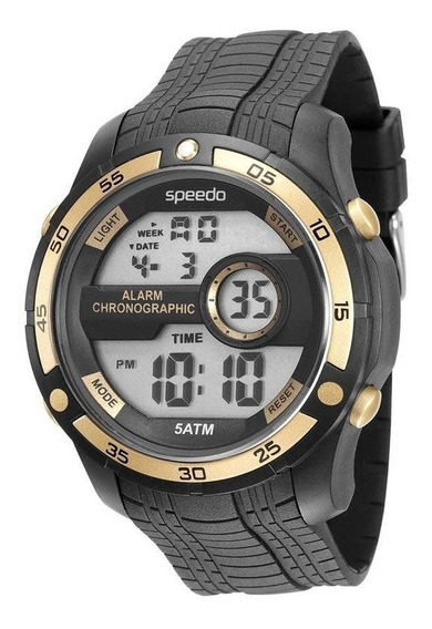Relógio Speedo Masculino Ref: 81147g0evnp1 Esportivo Digital