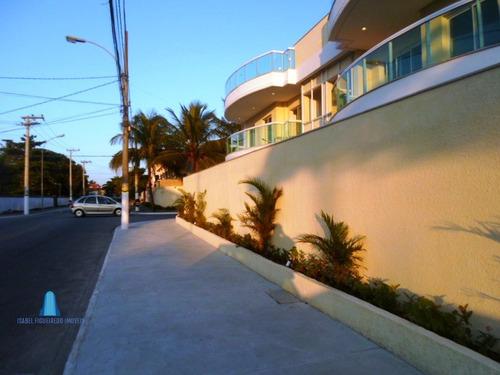 Imagem 1 de 13 de Apartamento A Venda No Bairro Palmeiras Em Cabo Frio - Rj.  - 137-1