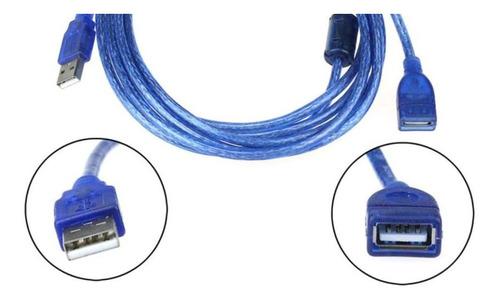 Imagen 1 de 3 de Cable Usb Extension 30 Centimetros 3157