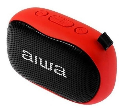 Speaker Aiwa Aw S21 Com Bluetooth/fm/microfone
