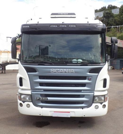 Scania P 340 Truck Chassi 2012 - Favor Ler Descrição