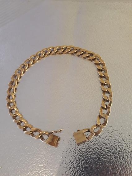 Pulseira Ouro 18k (garimpo - 1932)
