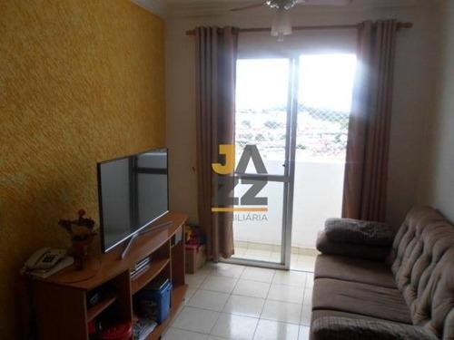 Apartamento Com 2 Dormitórios À Venda, 54 M² Por R$ 270.000,00 - Jardim Dom Vieira - Campinas/sp - Ap6603