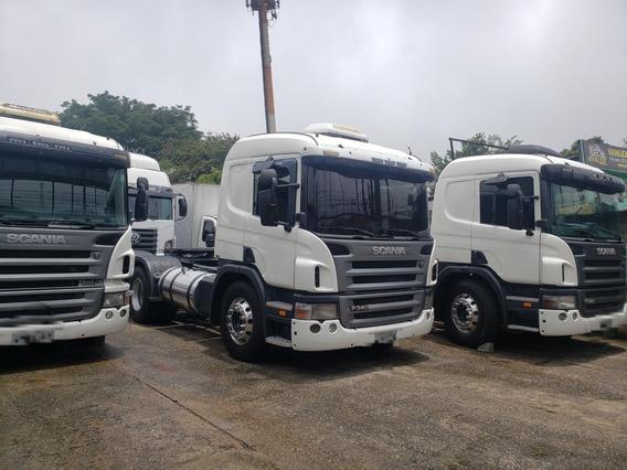 Scania P340 6x2 P 340 Trucada Ls Ñ G380 G420 R400 R440