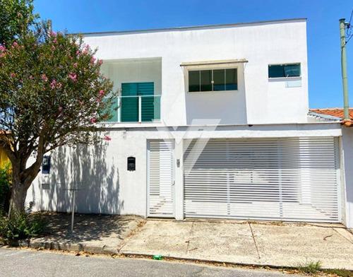 Imagem 1 de 13 de Sobrado Com 3 Dormitórios À Venda, Jardim Leocádia - Sorocaba/sp - So1382