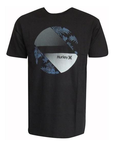 Camiseta Hurley Silk Side Wall