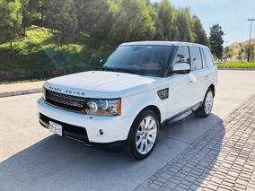 Land Rover Range Rover Sport 2013 Super Cargada 510 Hp