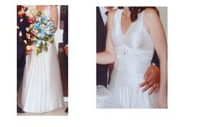 f08d4e31c8ea Pulsera Para Novias (boda Civil) - Vestidos de Novia en Mercado ...