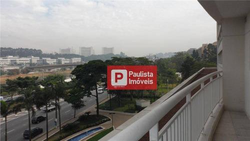 Conjunto Para Alugar, 65 M² Por R$ 2.200,00/mês - Chácara Santo Antônio (zona Sul) - São Paulo/sp - Cj0546