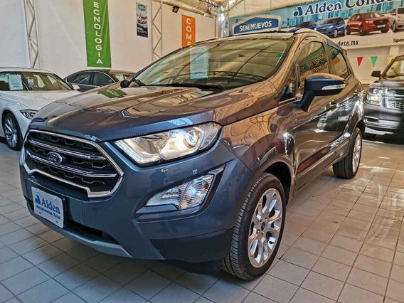 Ford Eco Sport 2019 5 Titanium L4/2.0 Aut
