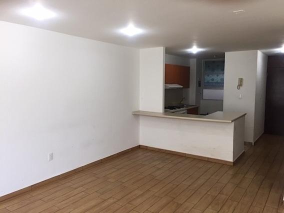 Departamento En Renta En Colonia Narvarte