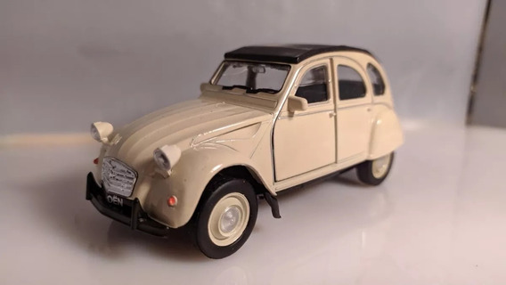 Colección Autos Clásicos 1/36 Por Unidad