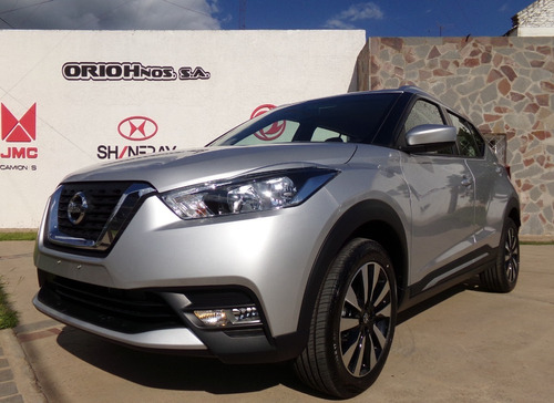 Nissan Kicks 1.6 Advance Cvt 0km My21 Unidad Disponible