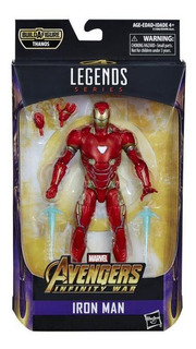 Figura Iron Man / Infinite War / Marvel Legends / Nuevo