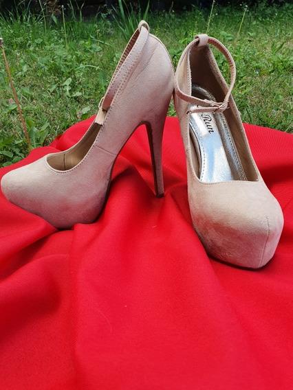 Zapatos Fiesta Sandalias Mujer