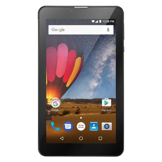 Tablet Multilaser M7 - 3g Plus, Preto, Android 7 - Nb269