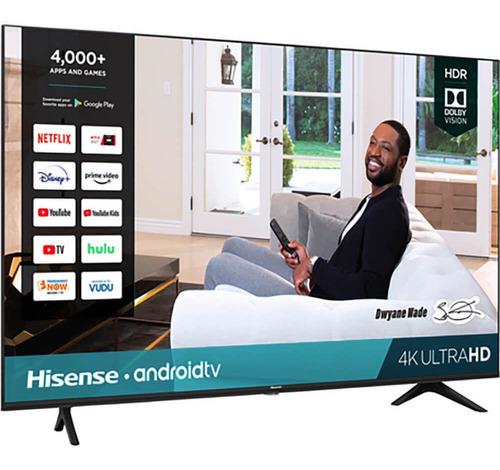 Televisor Hisense 58  4k Uhd Smart Tv Android Tv