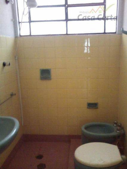 Casa Com 3 Dormitórios Para Alugar, 120 M² Por R$ 900,00/mês - Jardim Samira - Mogi Guaçu/sp - Ca0350