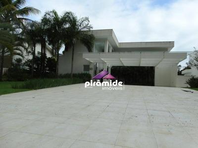 Casa Com 8 Suítes À Venda, 803 M² - Praia Cocanha - Caraguatatuba/sp - Ca3998