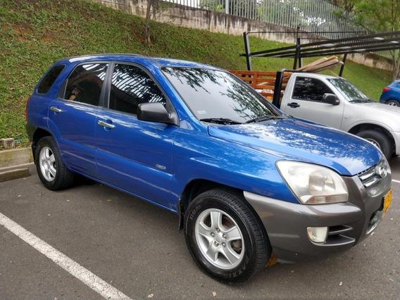 Kia Sportage 2.0 Lx 2007 Mt 4x4 Envigado